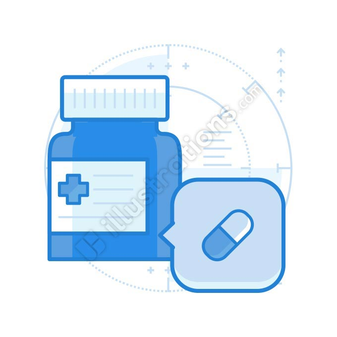 medication illustration